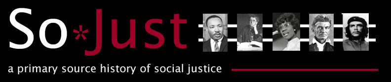 Social Justice and Human Rights History in Primary Sources, Speeches, Songs, Documents, & Literature